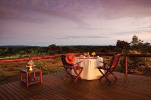Jamila Lodge Sunset Dining