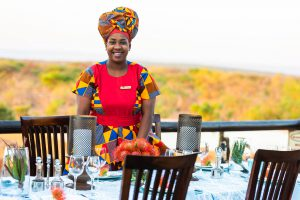 Jamila Lodge Service with a Smile