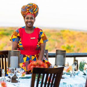 Jamila Lodge Service with a Smile
