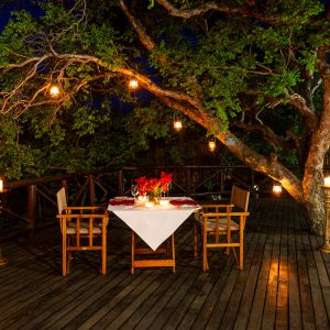 Jamila Lodge Romantic Private Dining