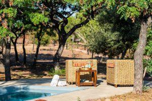 Jamila Lodge Splash Pool