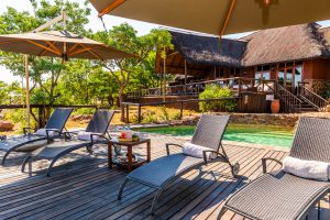 Jamila Lodge Poolside Relaxation