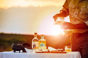 Jamila Lodge Sundowner Drinks