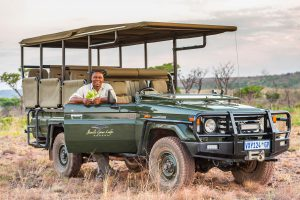 Jamila Lodge 4x4 game drives witih experienced Guide