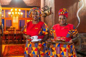 Jamila Lodge Warm Welcome