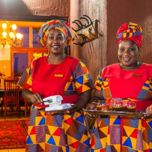 Jamila Lodge Warm Welcome