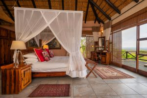 Jamila Lodge Elephant Main Bedroom