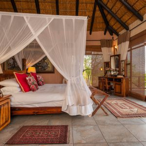 Jamila Lodge Elephant Main Bedroom