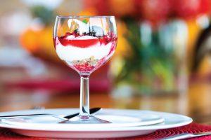 Jamila Lodge Decadent Desserts