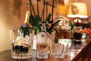 Jamila Lodge Evening Refreshments