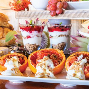 Jamila Lodge Healthy Breakfasts