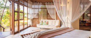 Jamila Lodge - Background Image - Leopard Room
