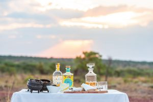 Jamila Lodge Game Drive Snacks and Refreshments