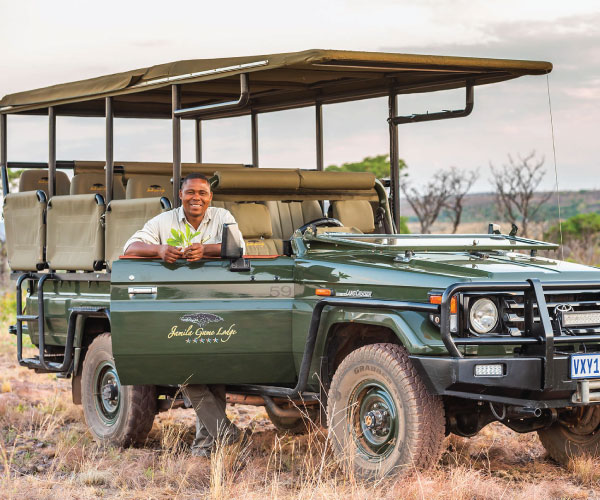 Jamila Lodge - Game Drives