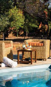 Jamila Lodge - Poolside Refreshments