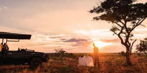 Jamila Lodge - Sunset Game Drive BG