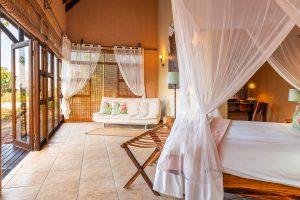 Jamila Lodge Leopard Room