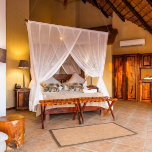 Jamila Lodge Lion Room