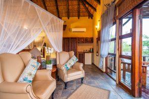 Jamila Lodge Rhino Room