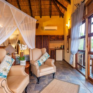 Jamila Lodge Rhino Room