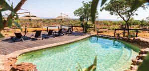 Jamila Lodge - Home Banner Pool